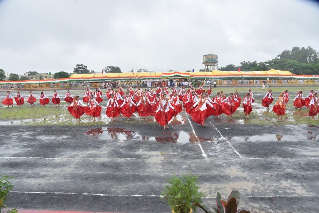 Cultural Program2 By School Student