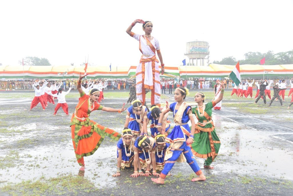 Cultural Program3 By School Student