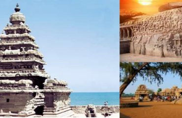 Mamallapuram Seashore Temple