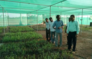 Agriculture Director Visit