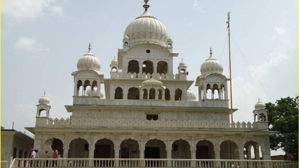 Manji sahib Gurudwara