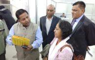 Visit of Smt Rachna Srivastava, DDG & NIC State Coordinator Haryana