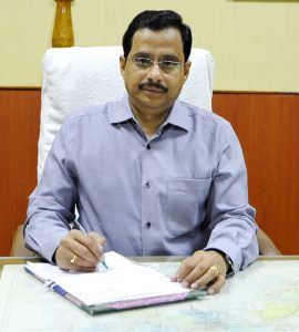 District Collector Vellore
