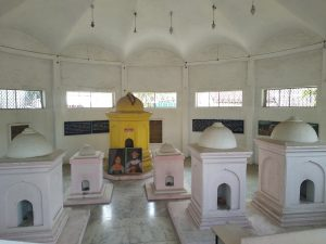 Tombs of Ceylon Kings family, Muthu mandapam