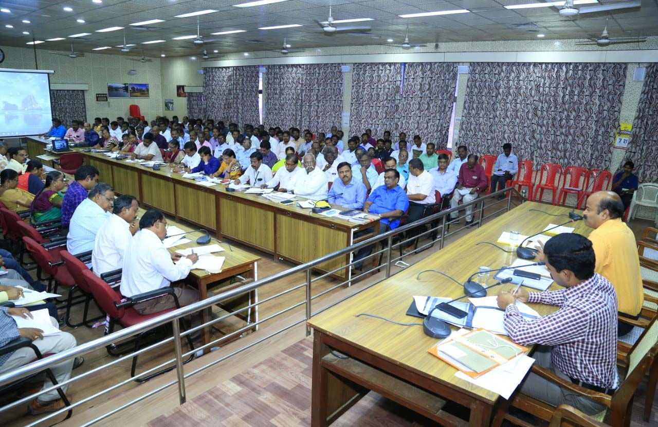 North - West monsoon preparedness meeting 07/09/2019