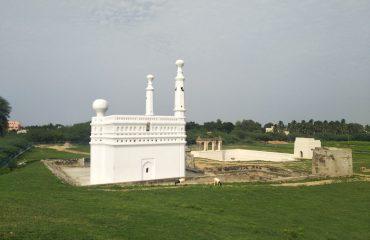 Masjid, Arcot Fort