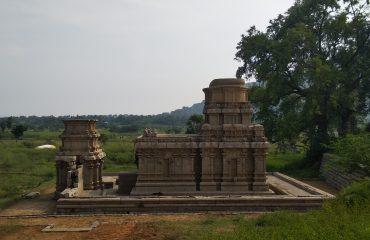 முழு தோற்றம், ரெங்கநாதர் கோவில், எருக்கம்பட்டு