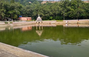 Temple Pond, Valli malai