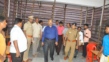 collector visit counting center 17