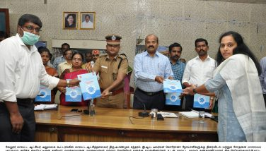 SCREENING AND TRIAGE Handbook Given to Private Hospital Doctor's 24-03-2020