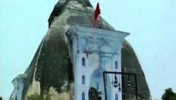जगन्नाथ मंदिर - बेहटा