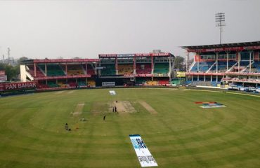Green Park Stadium view