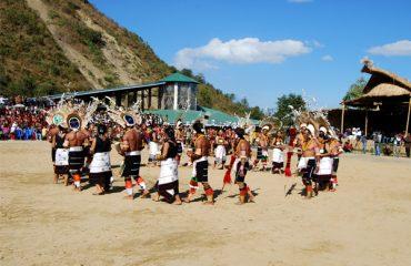 Angami Tribesmen