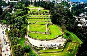 kohima war cemetry