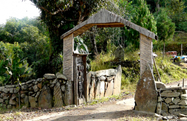 Touphema Village Gate