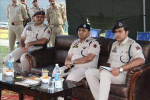 SSP and DySP Kishtwar
