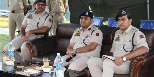 SSP and DySP Kishtwar