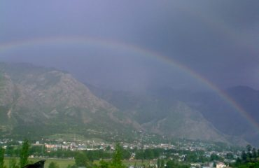 Rainbow in Kishtwar