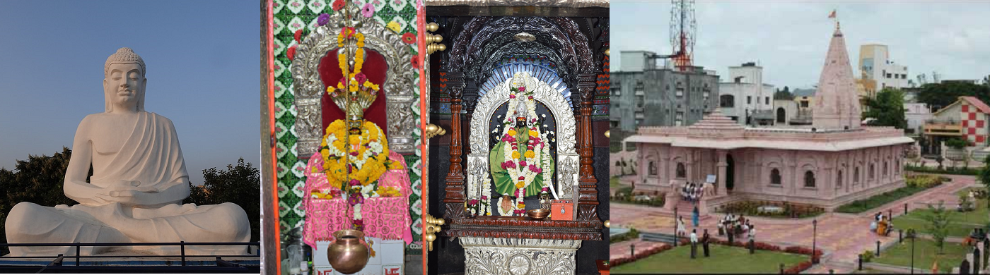 Religious and cultural Places In Latur