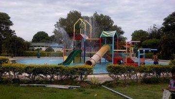 Vrindavan Park of Chakur