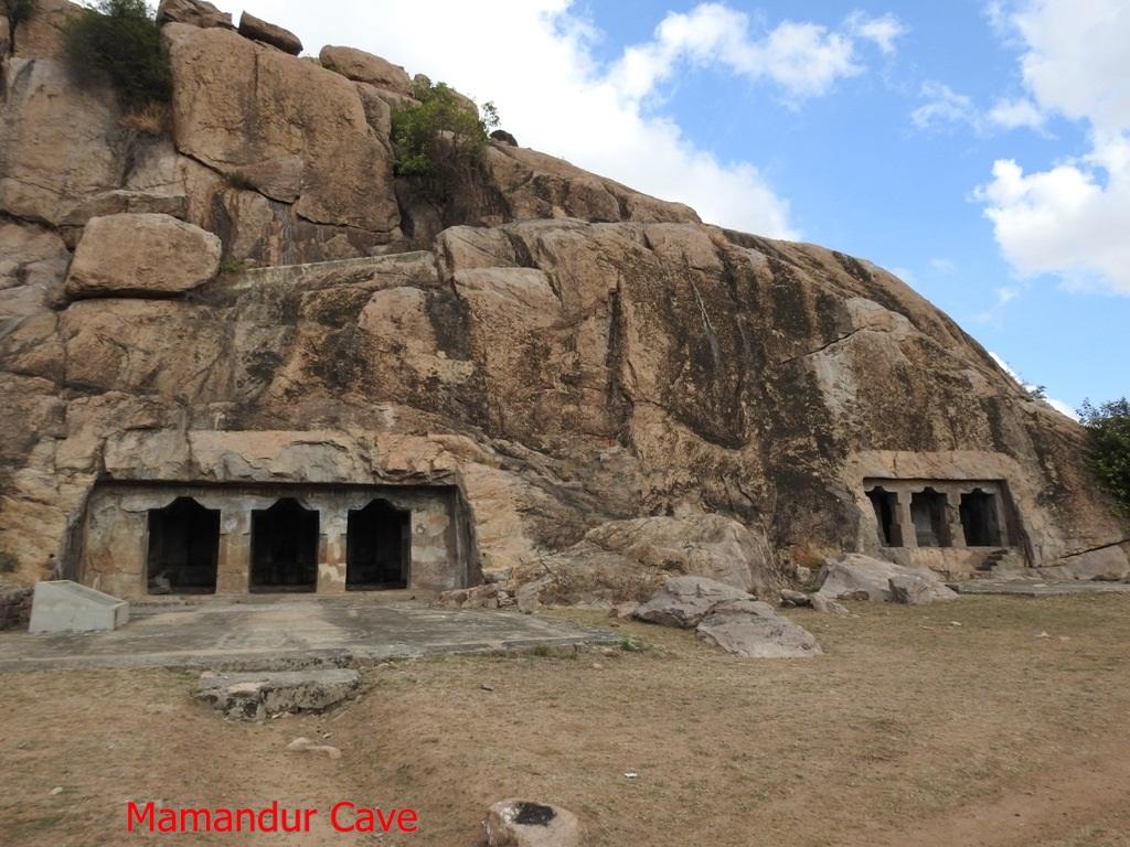 மாமண்டூர் குடைவரைக்கோயில்