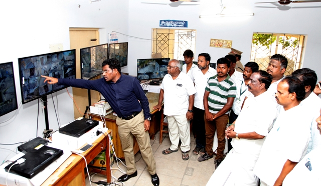 Visit Counting Centre