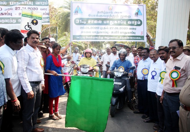 Road Safety Week Celebration