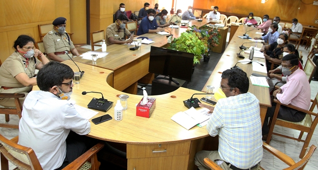 Zonal Special Task Team Review Meeting .