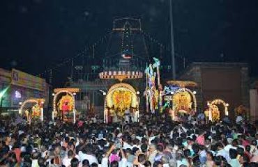 Deepam festival.