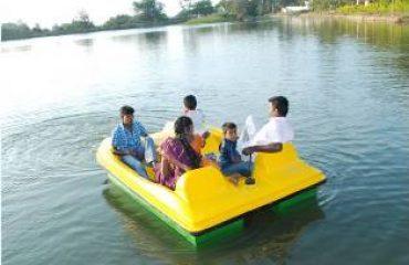 Tourist Place - Jawahu Hill Boating.