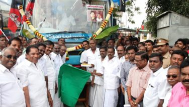 Collector Flagged New AC Buses