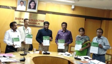 Collector Released NABARD Potential Linked Credit Plan at Collectorate