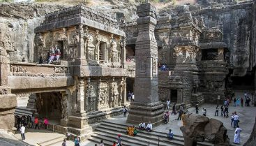 kailas temple elora