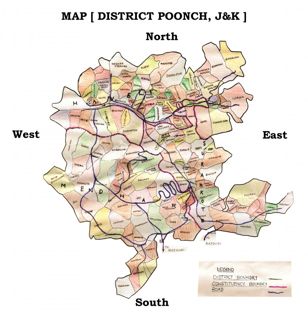 MapDistrictPoonch