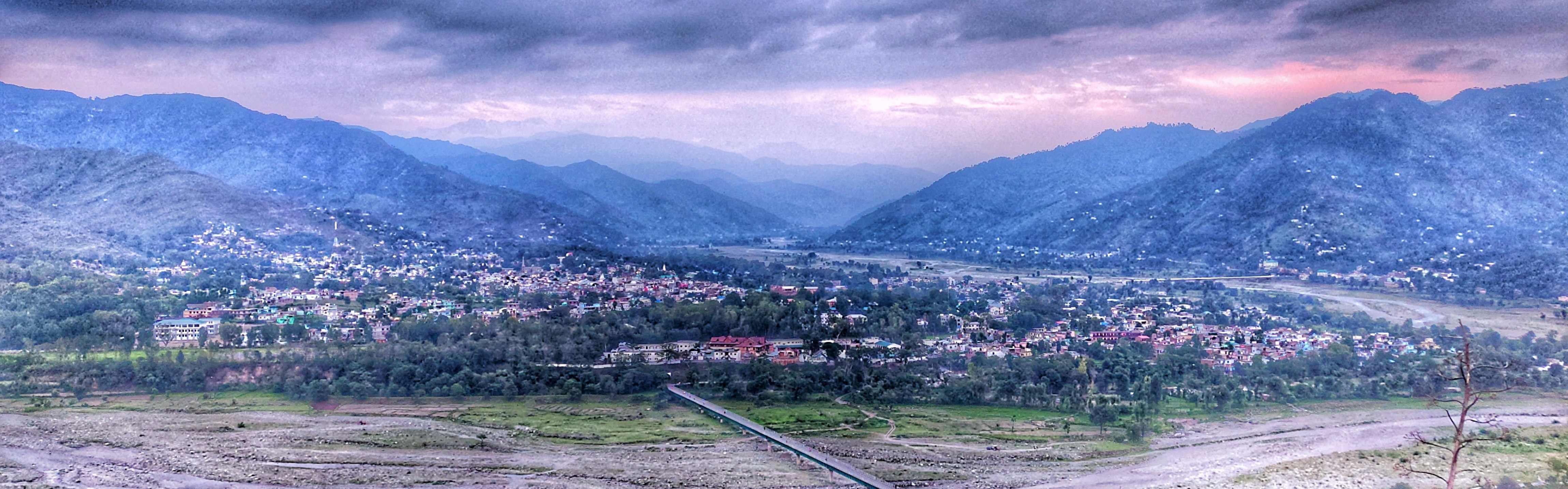 ViewPoonchCity