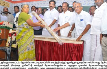 Medical Camp - for Weavers