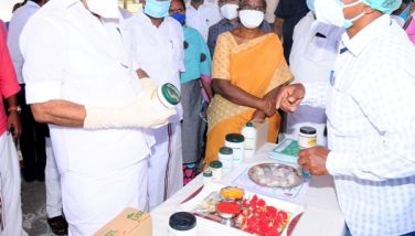 Siddha Care centre opening function held