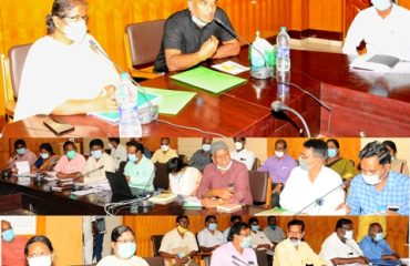 Monitoring Officer's Review Meeting and Field Inspection