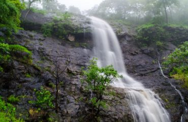 Rainy Season View of Malshej Ghat