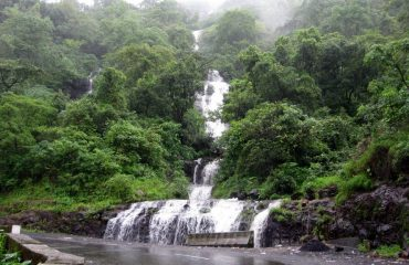 Waterfalls Malshej Ghat