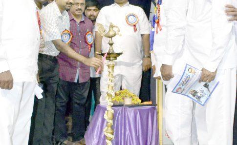 Jagjeevanram's 111th birthday celebrations - khammam