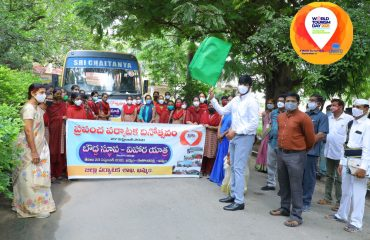23-9-2021 DIST. COLLECTOR GARRU LAUNCHING PROMOTIONAL PACKAGE TOUR AT GOVT WOMENS COLLEGE PRESS NOTE & PHOTOS