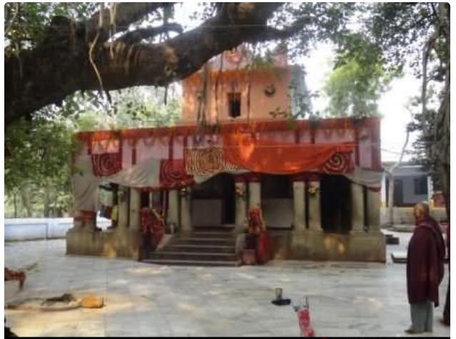 yogani temple godda