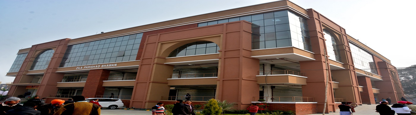 zila Parishad Building