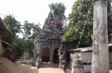 Baseikela Gada Temple View