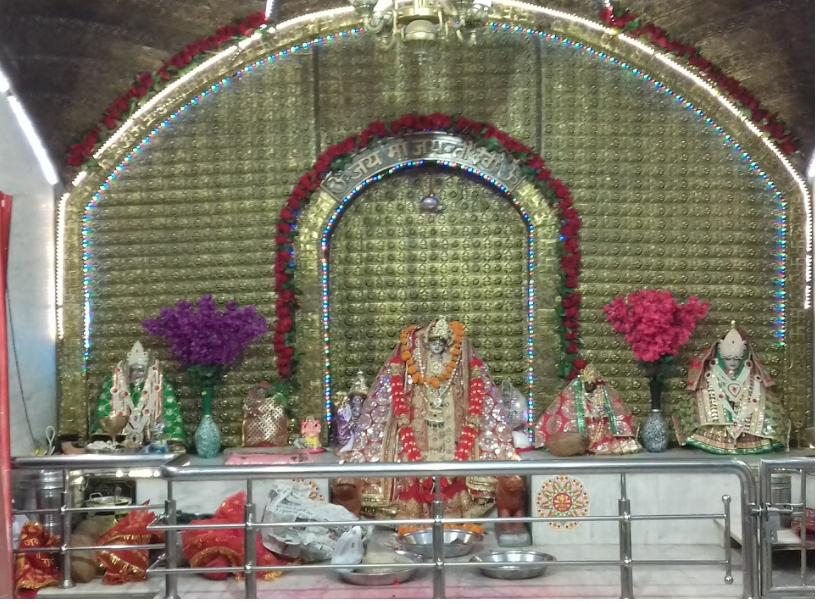 जयंत देवी प्रतिमा