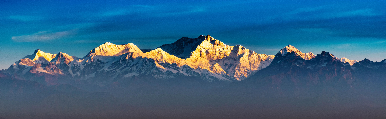 Kangchenjunga View point