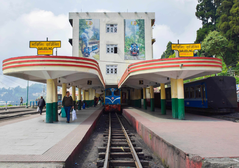 Darjeeling_Rly._ Station