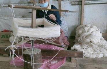 Thread_Making Process