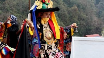 7-day Mahakala Drupchod is one of the most auspicious prayers offered to Lord Mahakala – the Guardian_ Deity of Darjeeling